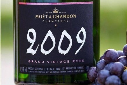 Moët & Chandon Grand Vintage 2009 has the strongest concentration of Pinot Noir in years