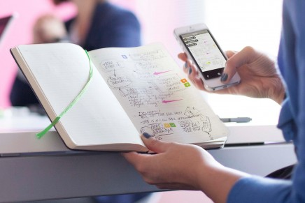 Moleskine iconic notebook joins Altagamma