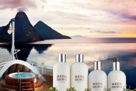Molton Brown x Seabourn Cruises