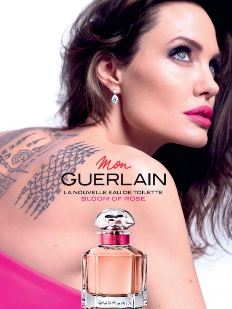 Mon Guerlain Bloom of Rose perfume 2019