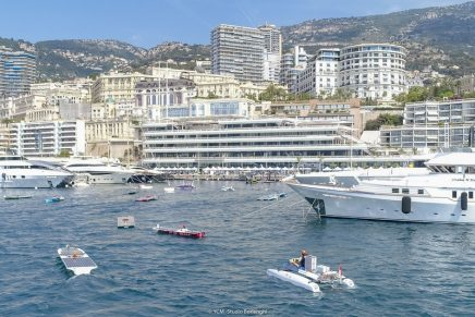 Monaco Solar & Energy Boat Challenge has opted for a virtual version