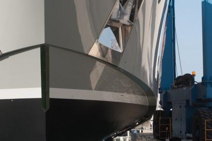 Monaco Yacht Show 2016: New Otam custom range 35m m/y Gipsy
