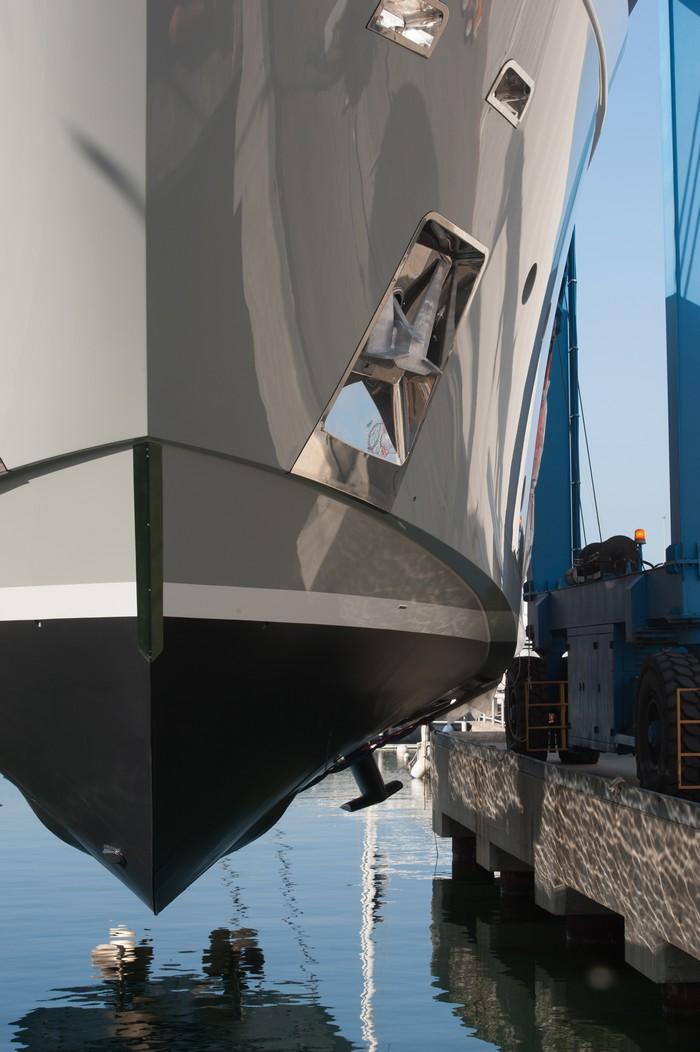 Monaco Yacht Show 2016 New Otam custom range 35m m y Gipsy