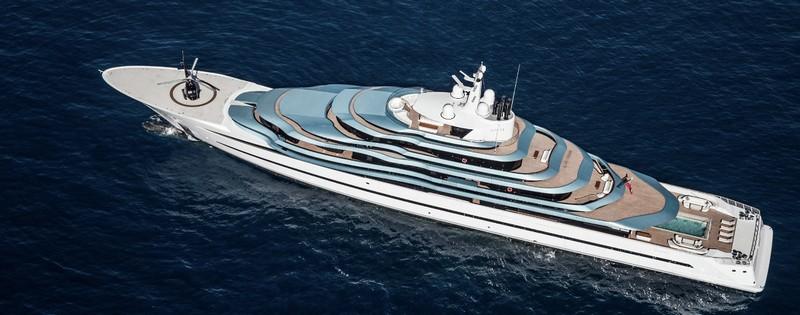 Monaco Yacht Show Yachts on display 2017