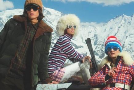 Grenoble Apres Ski – the collection designed for high altitude leisure