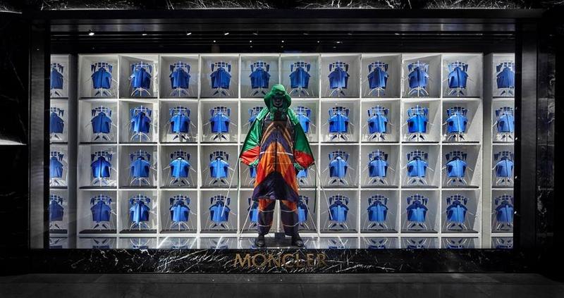 Monclet store window
