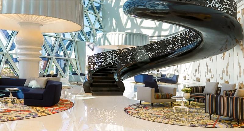 Mondrian Doha - now open--