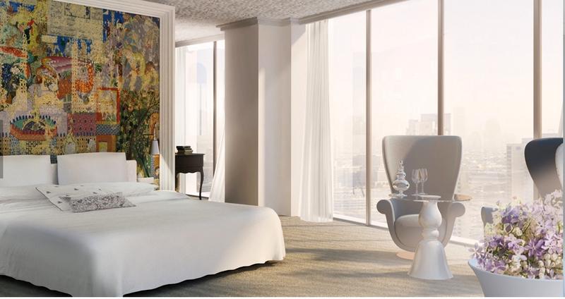 Mondrian Doha - now open-PENTHOUSE SUITE-