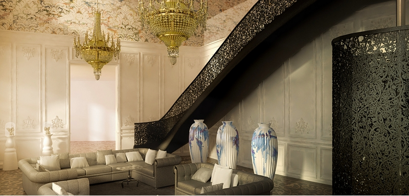 Mondrian Doha - now open-PENTHOUSE SUITE-GALLERY
