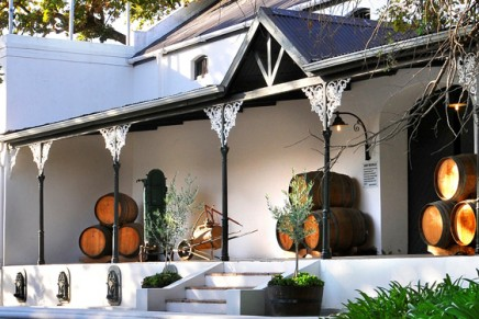 Another reason to visit South Africa: Richard Branson's Mont Rochelle Hotel and Mountain Vineyard