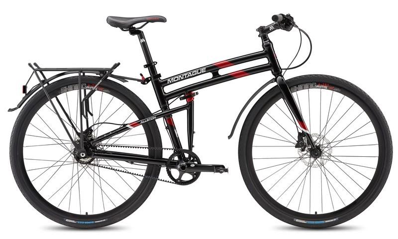 Montague Allston full-size folding bike