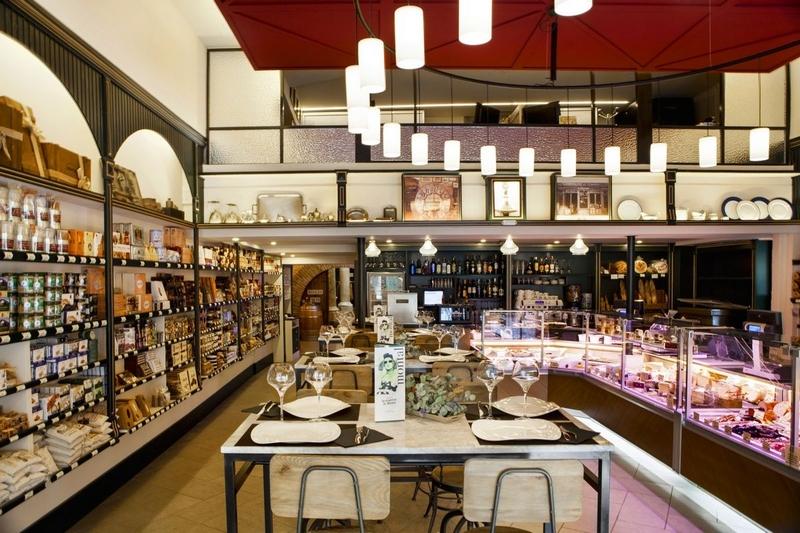 Montal speciality food store Zaragoza
