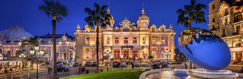 Monte Carlo Casino in Monoco