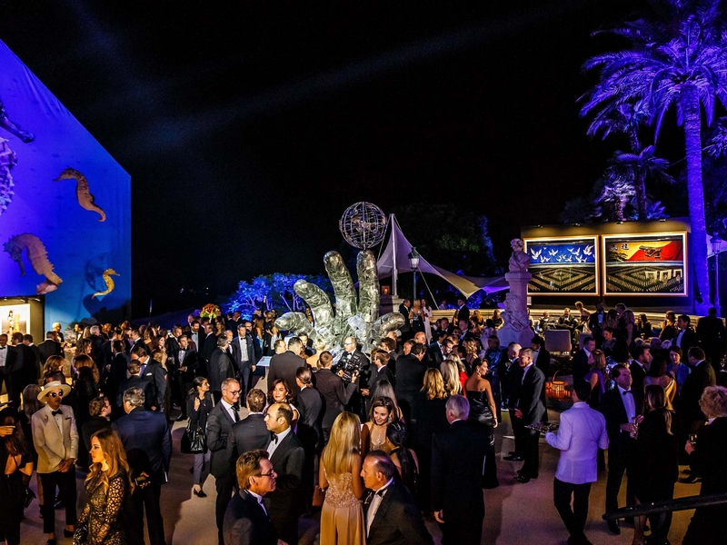 Monte Carlo Gala for the Global Ocean - photos 1st edition 2017-01