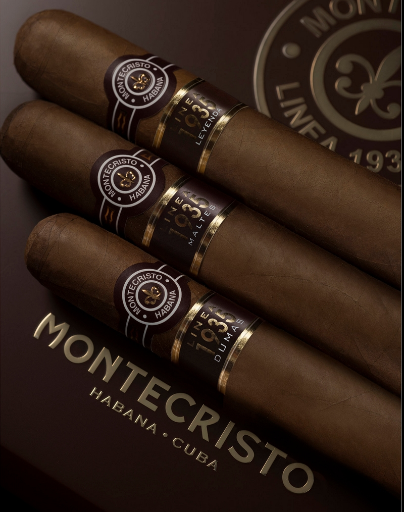 Montecristo 1935 cigars