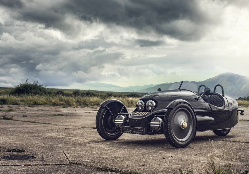 Morgan EV3 UK 1909 Selfridges Edition-2016-