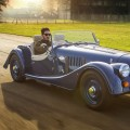 Morgan Motor Company - 80th44h1-on the road