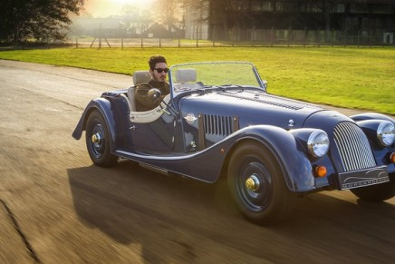 Morgan 4/4 80th Anniversary Edition –  the longest running production car in the world