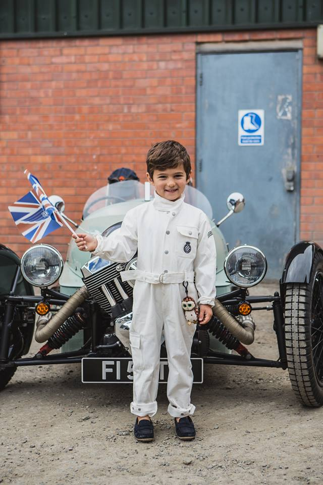 Morgan Motor Company, welcomed over 1,500 Morgans from a 108-year history in the Malvern Three Counties Showground-