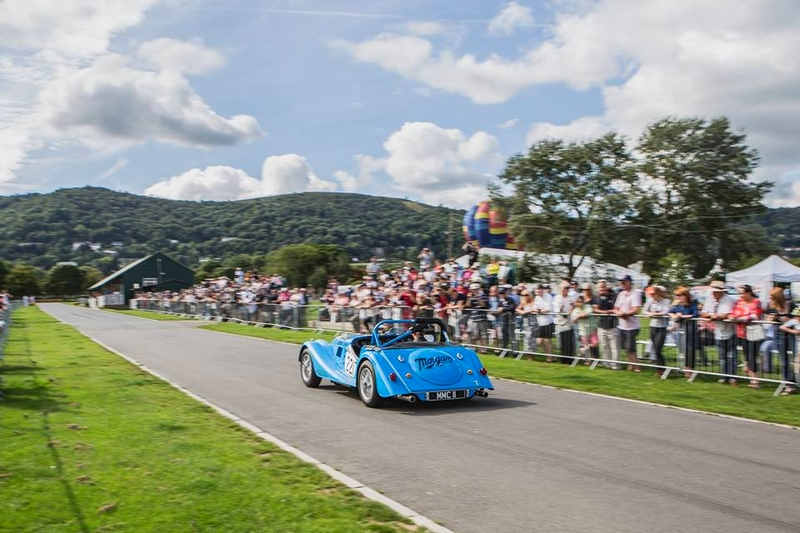 Morgan Motor Company, welcomed over 1,500 Morgans from a 108-year history in the Malvern Three Counties Showground-04
