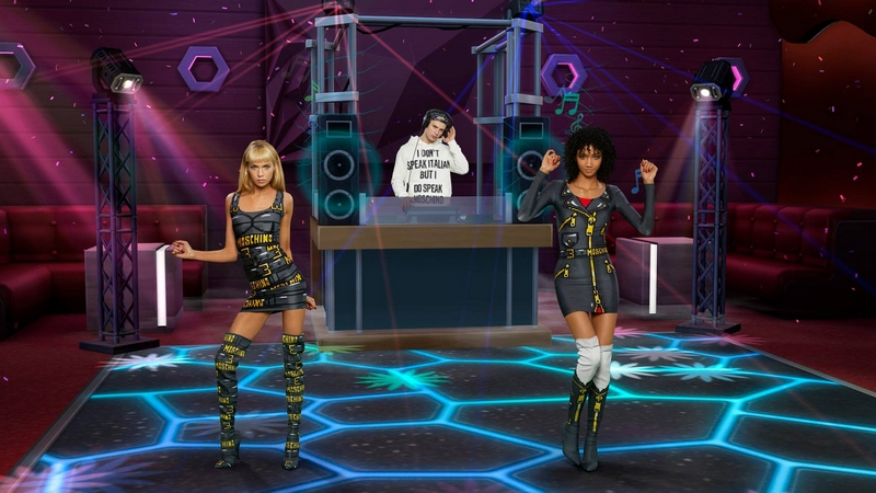 Moschino x The Sims capsule collection 2019
