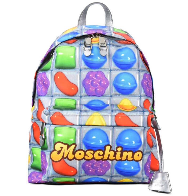 Moschino's Jeremy Scott celebrates the fifth anniversary of Candy Crush Saga-2017 collection