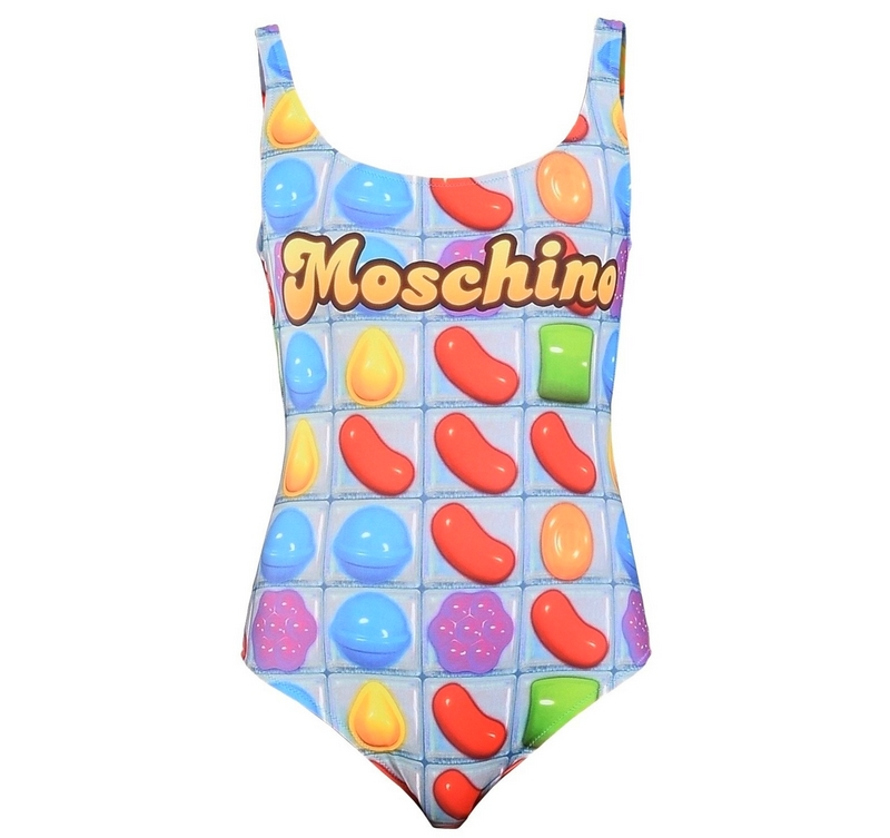 Moschino's Jeremy Scott celebrates the fifth anniversary of Candy Crush Saga