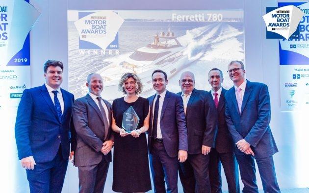 Motor Boat Awards 2019 - Winners - Ferretti 780