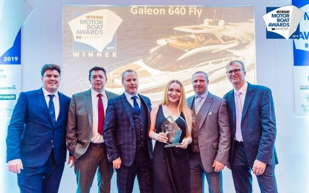 Motor Boat Awards 2019 - Winners - Galeon 640 Fly