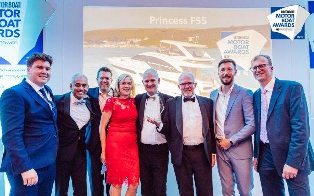 Motor Boat Awards 2019 - Winners - Princess F55
