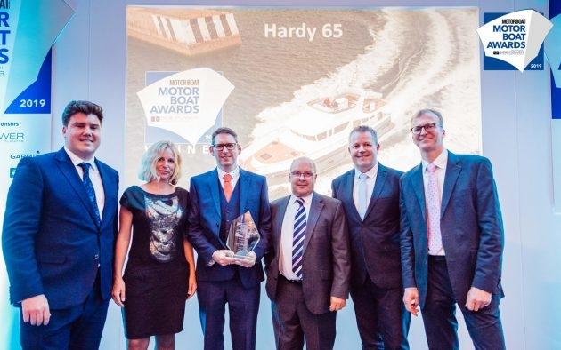 Motor Boat Awards 2019 - Winners _ Hardy 65