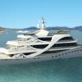 Motor Yacht LA BELLE concept by Lidia Bersani Luxury Design-2015