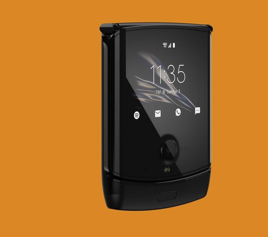 Motorola Razr 2020 folding phone