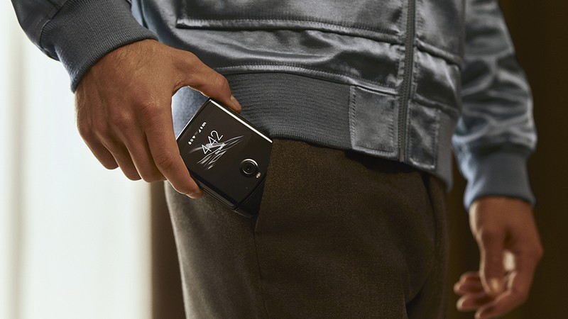 Motorola Razr 2020 smartphone