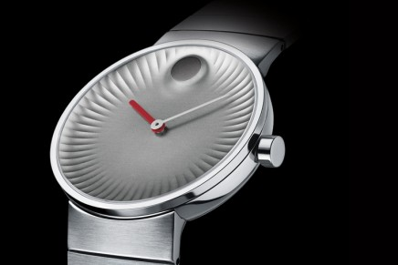 Ives Béhar x Movado in a quest to identify the purest way to look at time