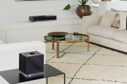 The Premium Compact Wireless Speaker Your Music Deserves