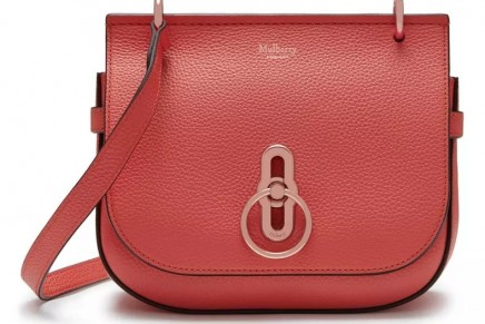 Mulberry debuts a limited-edition Amberley for Chinese Valentine's Day