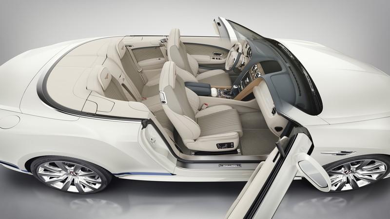 Mulliner GT Convertible V8 Galene Edition - Interior