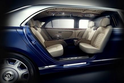 The longest ultra-luxury sedan in the world unveiled at 2016 Geneva Motor Show