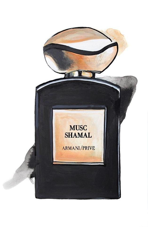 Musc Shamal by Armani Privé