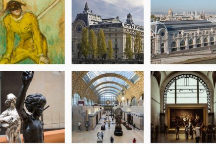 Paris museum hires Instagram artist-in-residence