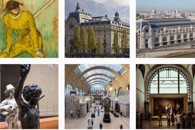 Paris museum hires Instagram artist-in-residence