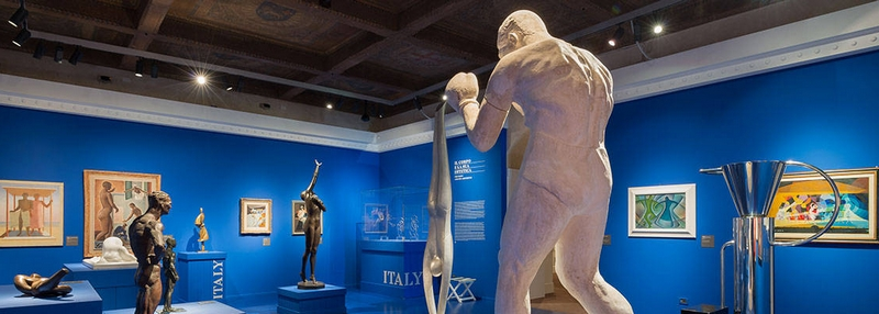 Museo Ferragamo Return to Italy exhibition
