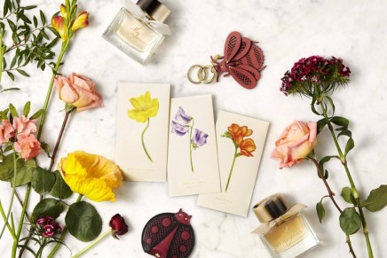 Burberry Beauty luxury fragrances, cosmetics and skincare acquired by Coty
