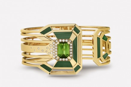 The Gallery by Chanel: Graphic style meets color in jewelry