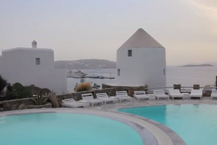 The big winner of summer is Mykonos as celebrities put the glamour back in Greece