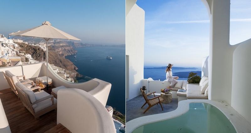 NATIVE ECO Vila - Luxury Villas in Santorini-01
