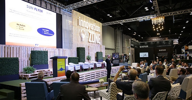 NBAA's Business Aviation Convention & Exhibition NBAA-BACE Innovation Zone session