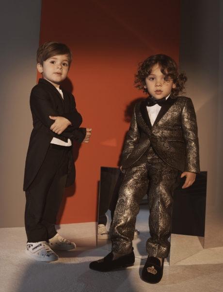 NET-A-PORTER launches Dolce & Gabbana childrenswear pop-up-
