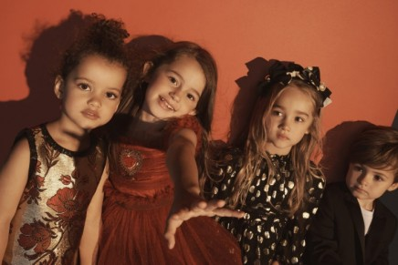 Dolce & Gabbana Kids – the covetable mini capsule